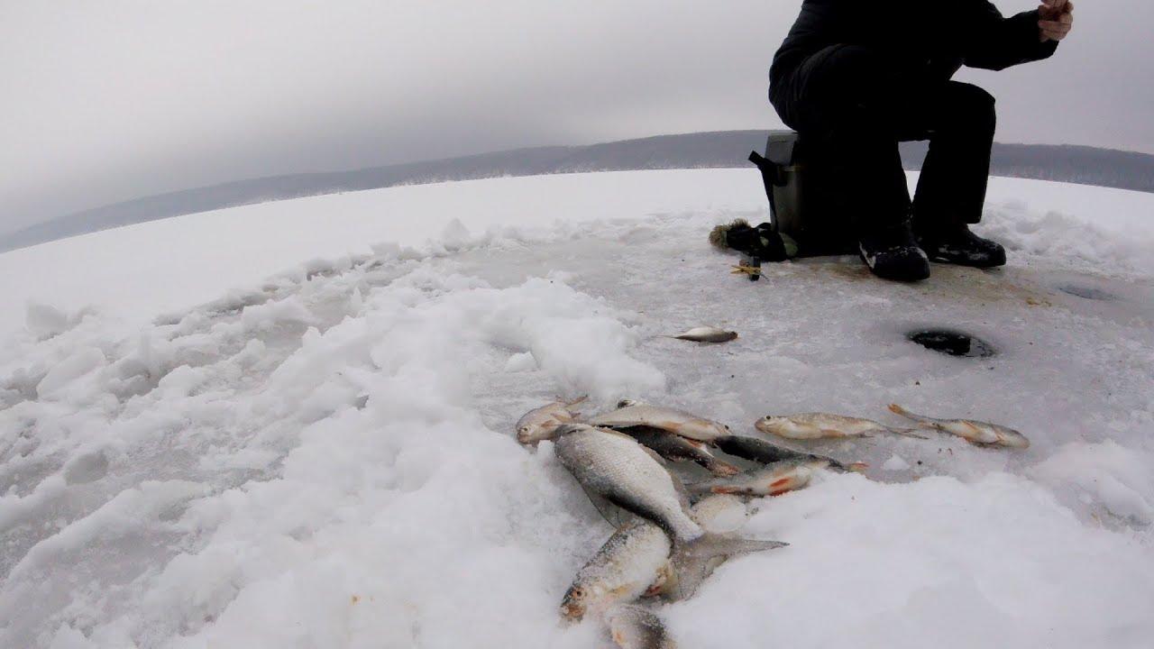 Открытие зимнего сезона рыбалки