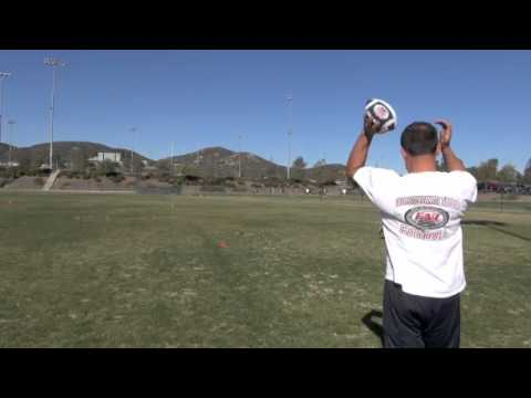 Flag-Football Drills