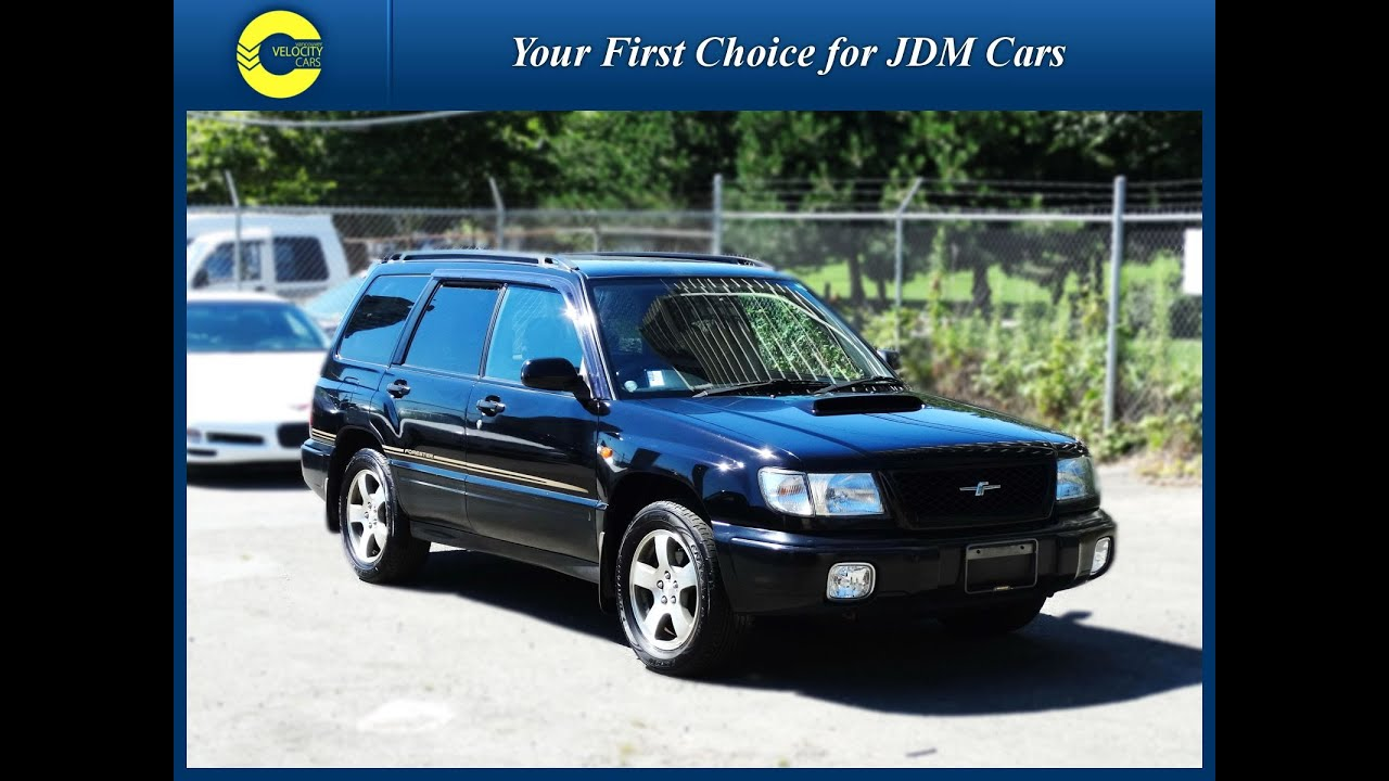 1997 subaru forester for sale in vancouver bc canada youtube sciox Images