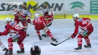 EBEL, 5. Viertelfinale: EC-KAC – HCB Südtirol Alperia 5:3