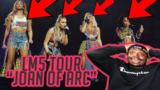 Links to original:little mix - joan of arc | lm5 tour madridhttps://www./watch?v=vq8gdk1bi9kbusiness inquire-joenojoseph@gmail.comfollow me on all...
