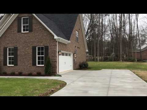 PresPro Custom Homes - Charlotte New Homes - Bampton Plan - 4 Bed - Master Down - Harrisburg Homes
