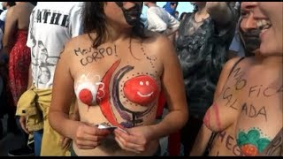 Macha das Vadias 2013 - Rio de Janeiro - Slut Walk