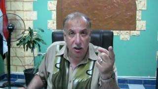 لقاء واللواء اشرف فؤاد رئيس مدينة فايد حول مشكلة الصرف الصحى