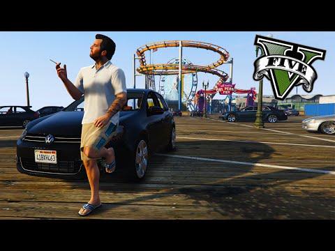 GTA V PC Mods - La Vida Real En GTA 5 - El Ciudadano Soñador - ElChurches