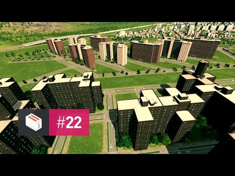Let's Design Cities Skylines — EP 22 — Affordable Housing