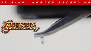 Santana - Black Magic Woman / Gypsy Queen - Oye Como Va - MFSL - Vinyl