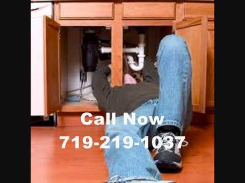 Best Plumber Colorado Springs 719-219-1037