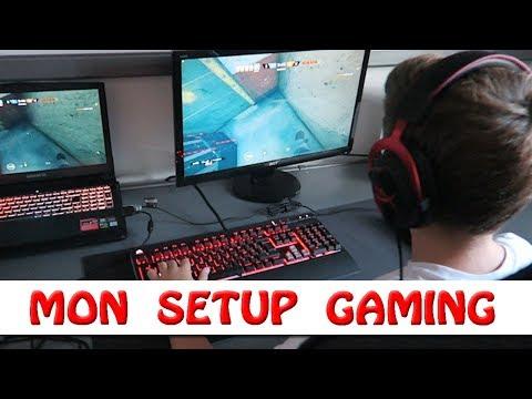 MON SETUP GAMING / Mes jeux vidéos du moment / Josh Gaming