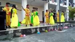 Múa Hào khí Việt Nam đặc sắc nhất - lớp 12G trường THPT Bình Minh
