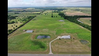 Firefly UAS Property Tour of Greenville Ranch