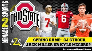 Ohio State Football Spring Game Highlights & Analysis