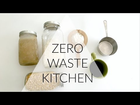 Zero Waste Kitchen Tips