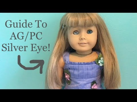 Guide To American Girl/Pleasant Company Doll Silver Eye