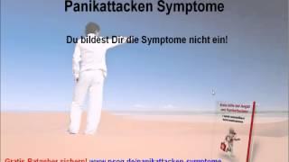 Panikattacken Symptome