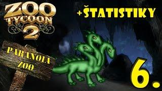 Zoo Tycoon 2 [SK] - Paranoia Zoo - 6. + Štatistiky