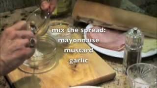 Healthy Recipes...Cuban Hamburger