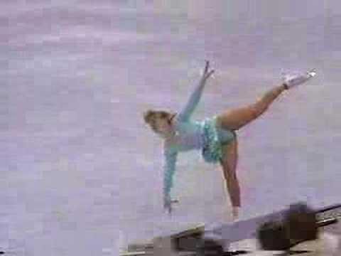 Tonya Harding 1991 Nationals LP