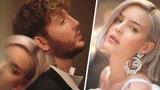 James Arthur & Anne-Marie Rewrite the stars lyrics / (magyar felirat) Video
