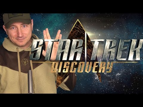 Star Trek Discovery Review - First 2 Episodes Thoughts
