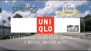 UNIQLO®, ORLANDO - FLORIDA - DISNEY SPRINGS®