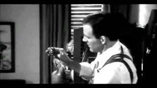 Humphrey Bogart conversa con Steve Martin