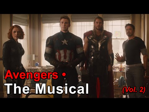 Avengers: Age of Ultron • The Musical