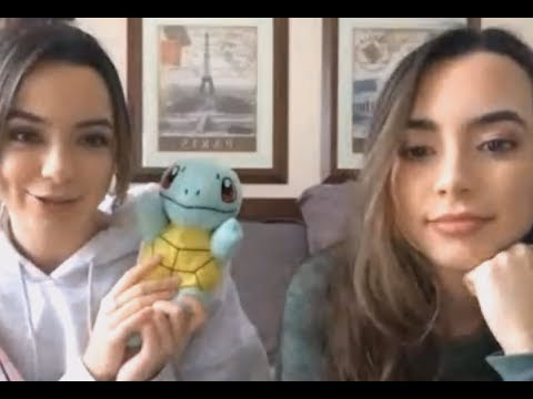 Merrell Twins YouNow Broadcast 09.January.2018 Part: 1