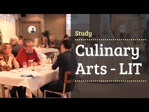 Culinary Arts LC298 - Limerick Institute of Technology - LIT
