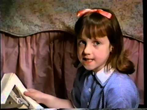 Matilda (1996) Trailer (VHS Capture)