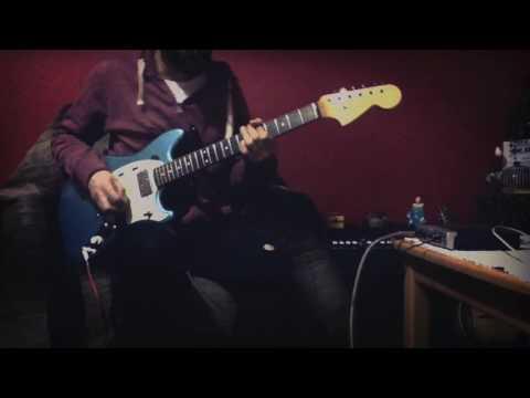 Radiohead - Morning Mr. Magpie l Guitar cover (Jonny's part)