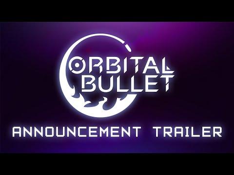 Orbital Bullet | 360° Rogue-lite | Announcement Trailer