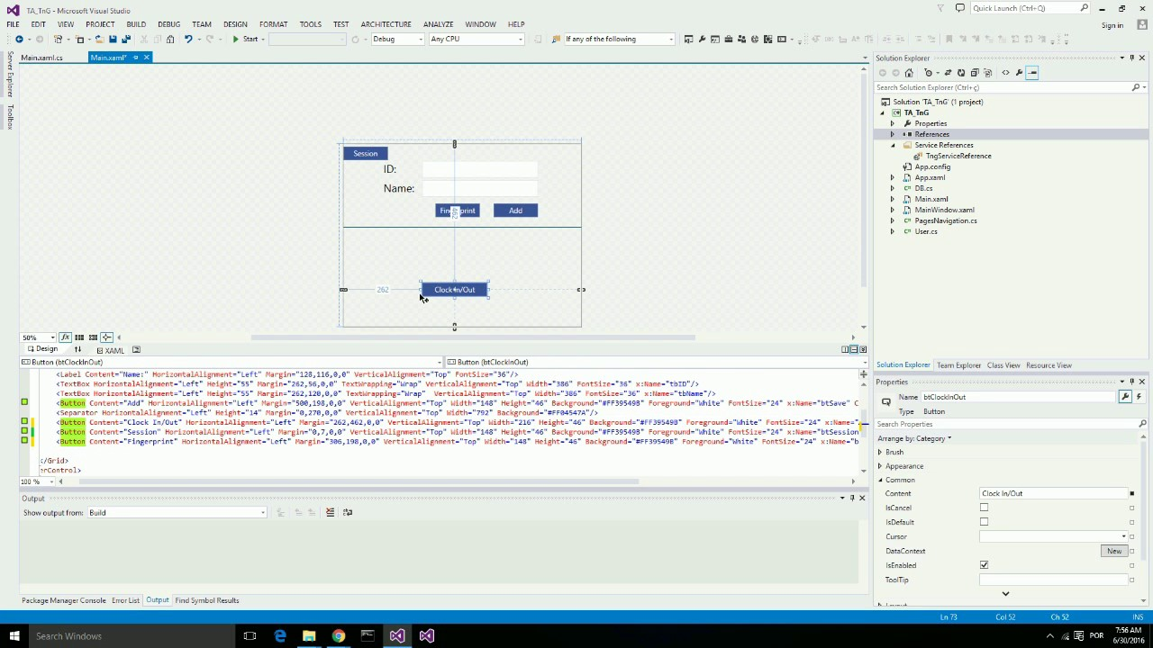 How to Integrate Fingerprint Recognition to an Existing Application (in C#)