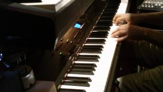 Glory of Love - David Foster on PIANO(finger81 arrangement)