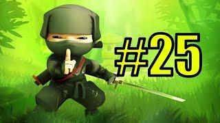 Смотреть мини ниндзя Прохождение #25