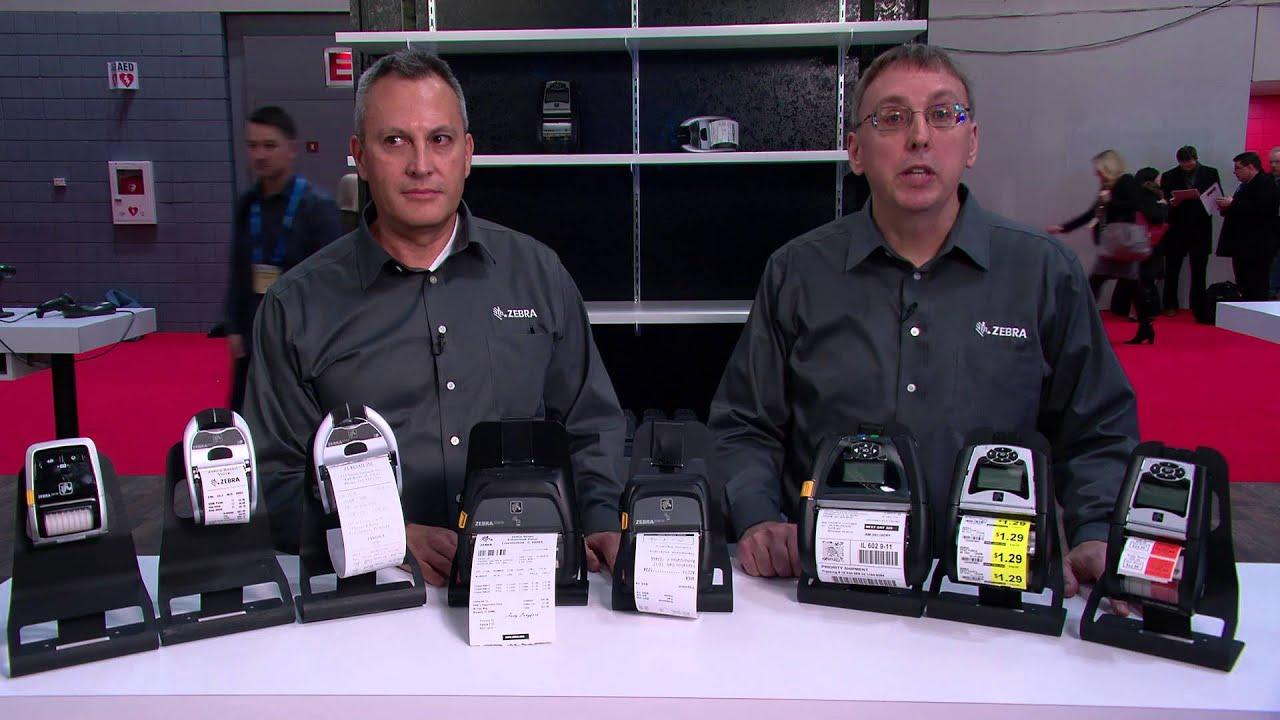 Zebra QLn320, Wi-Fi, 8 dots/mm 203 dpi, Sensor, ZPL, CPCL