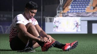 Orphan goes from sniffing 'Rugby' glue to playing for Philippines