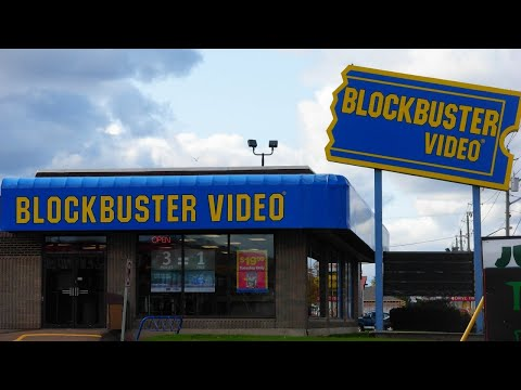 One Last Blockbuster Store Left Standing