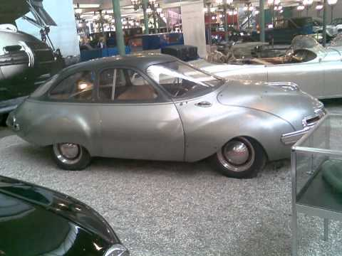 WEIRD CARS! Unusual Auto Prototypes (plus a cool 1960's Mercedes stretch limo)