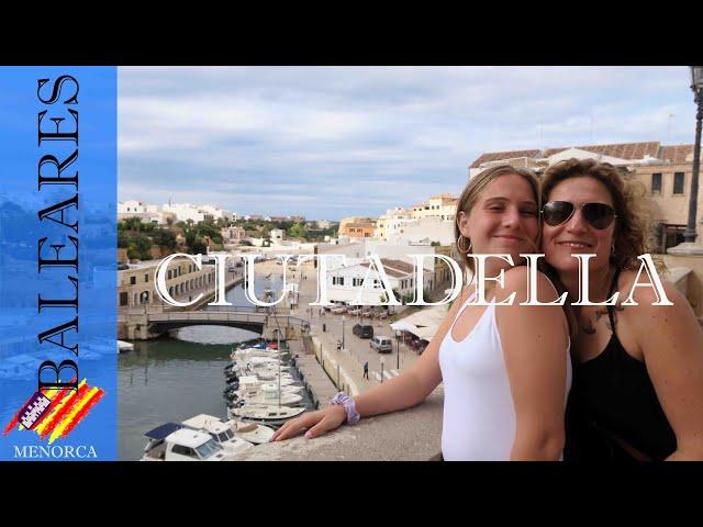 Ciutadella, un paseo por su casco antiguo | Menorca #3