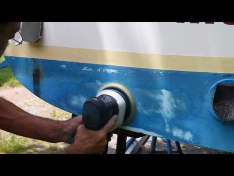 How to get your boat ready for bottom paint