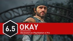 Days Gone is. Bad?