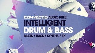 Скачать Intelligent Drum Bass Drum Bass Loops Samples CONNECT D Audio