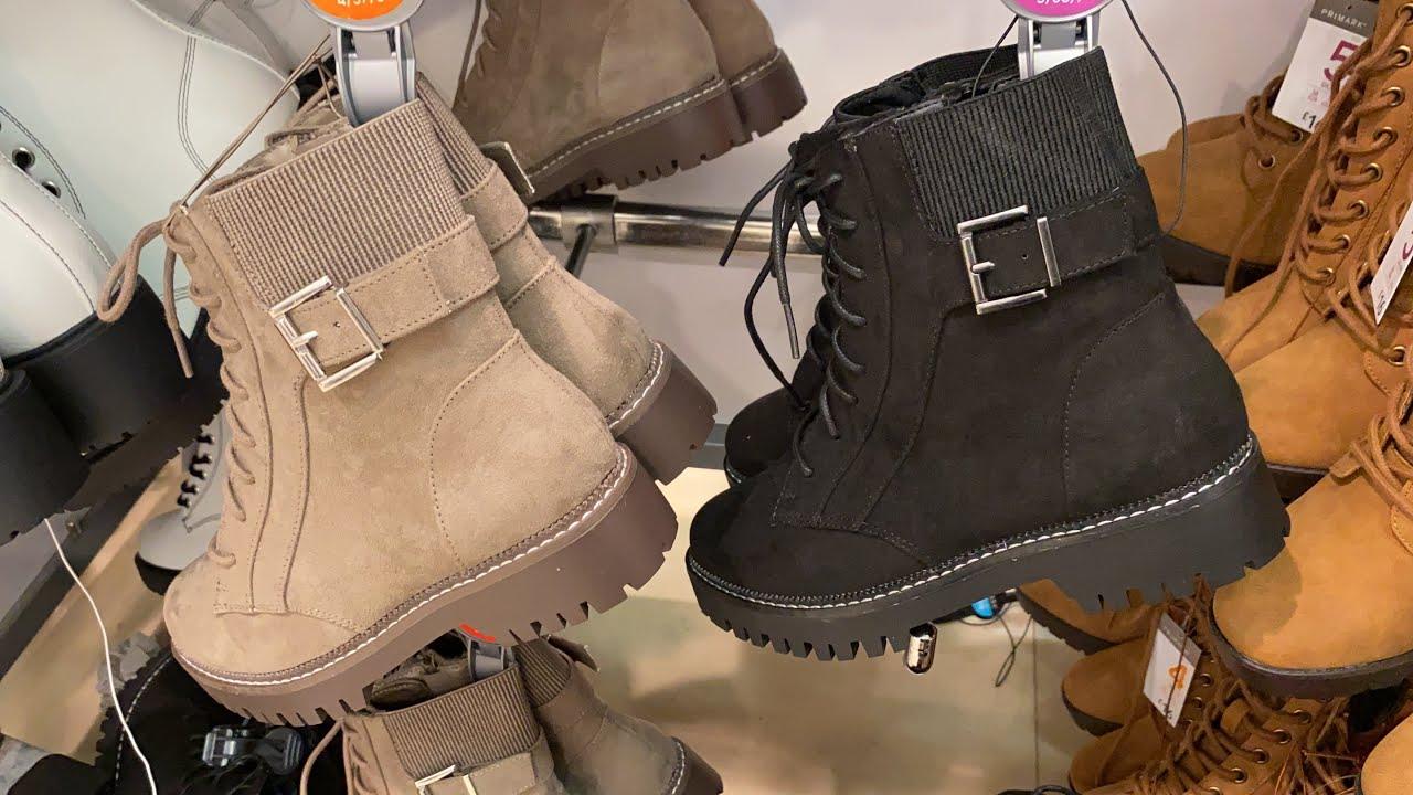 Primark Women S Boots October 2020 Youtube