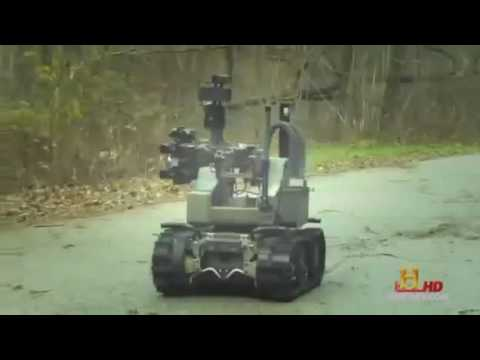 Download Robot Warriors   The Future of Military Warfare   Military
