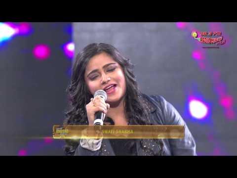 Brijesh Shandilya & Swati Sharma At The Royal Stag Mirchi Music Awards | Radio Mirchi