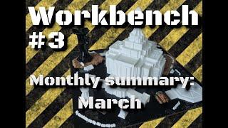 Workbench #3 6mm Communication Department Terrain