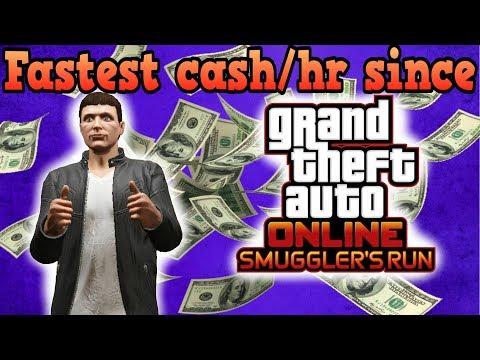 Best ways to make money since smugglers run! - GTA Online