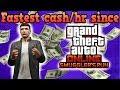 Best ways to make money since smugglers run! - GTA Online