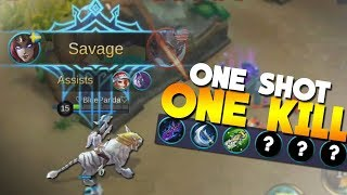 Irithel EPIC PentaKill & Best Build? Mobile Legends gameplay/savage